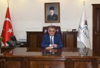 Adıyaman Valisi Aykut Pekmez'in  14 Mart Tıp Bayramı Mesajı