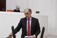 AK Parti Giresun Milletvekili Öztürk Erzincan-Trabzon Demiryolu Güzergahı İle İlgili Konuştu