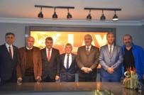 AK Parti İl Genel Meclis Üyesi Adaylarından İHA'ya Ziyaret