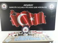 Aksaray'da Uyuşturucu Operasyonu Açıklaması 5 Gözaltı