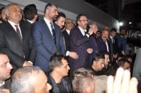 Bakan Kasapoğlu'na Kızıltepe'de Coşkulu Karşılama