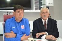 MILLI MAÇ - Balıkesirspor'a 6 Puan Silme Ve Transfer Yasağı Kapıda