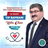 Başkan Can'ın 14 Mart Tıp Bayramı Mesajı