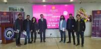 19 MAYIS ÜNİVERSİTESİ - Bayburt Üniversitesi Öğrencileri Karadeniz Kariyer Fuarına Katıldı