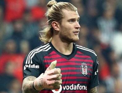 Beşiktaş Karius'u gözden çıkardı