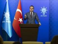 AK Parti Sözcüsü Çelik: AK Parti'nin Mansur Yavaş diye bir meselesi yok