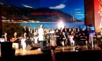 ALI SıRMALı - Edremit'te 'Şarkı-Türkü Popüler Müzik' Konseri