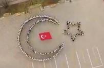 Elazığ'da 250 Öğrenci İle Muhteşem Kareografi