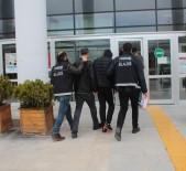 Elazığ'da Uyuşturucu Operasyonları Açıklaması 3 Şüpheli Yakalandı