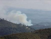 ROKET SALDIRISI - Esed rejimi Türkmendağı'nı vuruyor