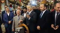 DENİZ CANLILARI - Eski Bakan Arslan, Türkiye Deniz Canlıları Müzesi'ni Ziyaret Etti