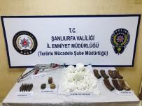 PLASTİK PATLAYICI - Eylem Hazırlığındaki 5 Terörist Yakalandı
