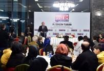 KULÜPLER BİRLİĞİ - Fatih Belediye Başkan Adayı Ergün Turan, Amatör Spor Kulüpleriyle Bir Araya Geldi