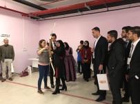 İSLAM DÜNYASI - Filistinli Gençler Batıkent Gençlik Merkezi'ni Ziyaret Etti