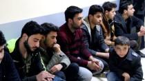 Hatay'da 13 Düzensiz Göçmen Yakalandı