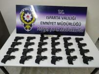 Isparta'daki Yasadışı Silah Ticaretinde 2 Tutuklama