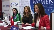 COLUMBIA ÜNIVERSITESI - 'Kadınların İşgücü Piyasasının Öznesi Olduğu Bir Realitedir'