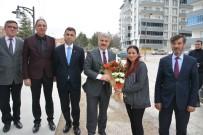Kırşehir Valisi İbrahim Akın Açıklaması'zinde Ve Sağlıklı Nesiller Yetiştirme Gayretindeyiz'