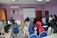 EĞİTİM DERNEĞİ - Kızıltepe'de Yetişkinlere Yönelik Bağımlılık Eğitimi Verildi