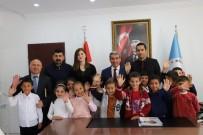 Köylerde Eğitim Alan Öğrenciler Mardin'i Gezdi