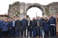 MEHMET YAVUZ DEMIR - Kültür Ve Turizm Bakanı Ersoy Milas'ı Ziyaret Etti