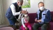 ALEYNA TİLKİ - Lösemili Gülcihan'a 'Peruk' Sürprizi