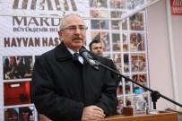 HAYVAN SEVGİSİ - Mardin'de Hayvan Hastanesi Açıldı