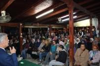 İMAR PLANI - Mehmet Nil Hıdır; 'Muğla Halkının Sırtındaki Borç Yükünü Ancak Biz Alırız'
