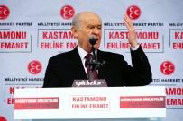 MHP Genel Başkanı Devlet Bahçeli Açıklaması