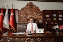 Nevşehir Belediye Başkanı Seçen, '14 Mart Tıp Bayramı Kutlu Olsun'