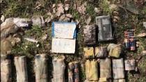 PKK'lı Teröristlerin El Yapımı Patlayıcı Şeması Bulundu
