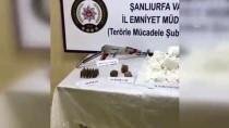 PLASTİK PATLAYICI - Şanlıurfa'da Patlayıcı Ve Mühimmat Ele Geçirildi