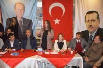 Sarıeroğlu; 'Türkiye İçin Büyük Hedeflerimiz, Hayallerimiz Var'