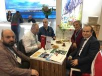 KÖRFEZ - Trabzonlu Turizmciler Berlin'de Dünya Pazarı İle Buluştu