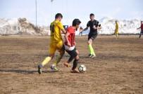 Yüksekova Belediyespor, 4-1 Mağlup Oldu