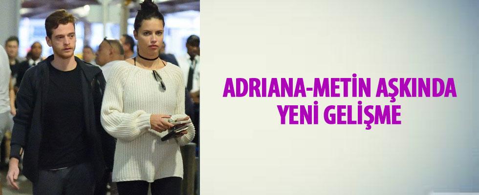 Adriana Lima ile Metin Hara aşkında yeni gelişme