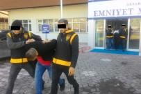 BÖLCEK - Aksaray'da Haklarında Hapis Cezası Bulunan 3 Suçlu Yakalandı