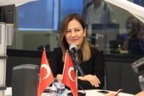 ÇANKAYA BELEDIYESI - Amber Türkmen Açıklaması 'Yapacağım Şey Belediye Personeline Vereceğim Bir Talimat Olacak'