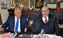 ESNAF ODASı BAŞKANı - Arslan Açıklaması 'Esnafa Desteğimiz Sürecek'
