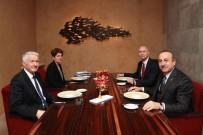 AVRUPA KONSEYİ - Bakan Çavuşoğlu Avrupa Konseyi Genel Sekreteri Jagland İle Görüştü