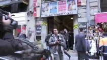 KÜRATÖR - Bakan Ersoy, Sinema Müzesini Ve Artweeks Akaretler Etkinliğini Gezdi
