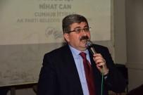 Başkan Can Vatandaşlara Projelerini Anlattı