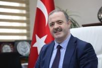ORGAN NAKLİ - Başkan Özgökçe'den '14 Mart Tıp Bayramı' Mesajı