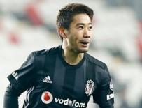 YUTO NAGATOMO - Beşiktaşlı Kagawa'ya milli davet