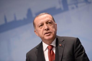Cumhurbaşkanı Erdoğan Açıklaması 'Aşkınan Çalışan Yorulmaz'