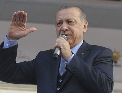 Cumhurbaşkanı Erdoğan: Bay Kemal kendi gibi birisini buldu