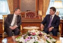 BARZANI - Dışişleri Bakan Yardımcısı Önal, Barzani İle Görüştü