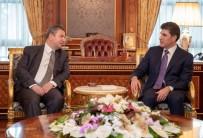 BARZANI - Dışişleri Bakan Yardımcısı Önal, IKBY Başbakanı Barzani İle Görüştü