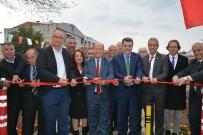 MESUT ÖZAKCAN - Efeler'de Aliya İzzetbegoviç Parkı Açıldı