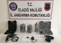 Elazığ'da Hırsızlık Ve Uyuşturucu Operasyonu Açıklaması 1 Tutuklama